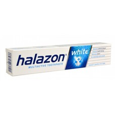 Відбілююча зубна паста Halazon Multiaktive White 25 мл - Фото