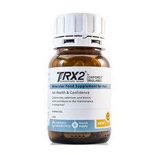 Молекулярний комплекс TRX2® проти випадіння волосся 90 капсул - Фото