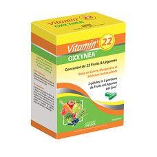 Витамин'22 Оксинеа 30 капсул