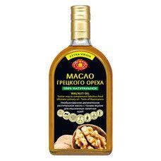 Олія волоського горіха 0,35 л - Фото