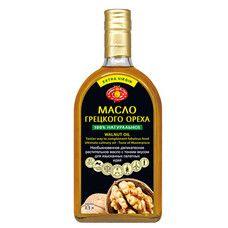 Масло грецкого ореха 0,5 л - Фото