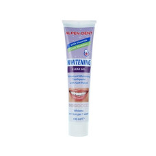 Відбілюючий прозорий гель для зубів Alpen-Dent 100мл - Фото