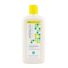Кондиционер для блеска волос Подсолнечник Цитрус ТМ Андалу Натуралс/Andalou Naturals 340мл