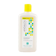 Шампунь для блеска волос Подсолнечник Цитрус ТМ Андалу Натуралс/Andalou Naturals 340мл