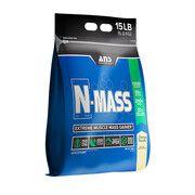 Гейнер ANS Performance N-MASS US вершкова ваніль 6,8 кг - Фото