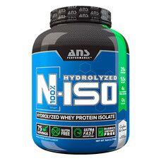 Изолят сывороточного протеина ANS Performance N-ISO 100% Hydrolyzed печенье и крем 2,27 кг