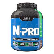 Комплексный протеин ANS Performance N-PRO Premium Protein молочно-шоколадный декаданс 1,81 кг