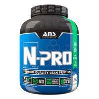 ANS Performance комплексный протеин N-PRO Premium Protein молочный шейк со сливочной ванилью 1,81 кг