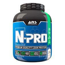 Комплексный протеин ANS Performance N-PRO Premium Protein молочный шейк со сливочной ванилью 1,81 кг