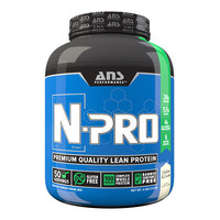 ANS Performance комплексный протеин N-PRO Premium Protein печенье и крем 1,81 кг