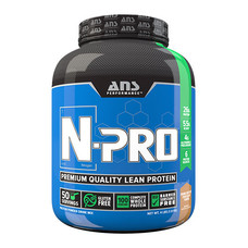 ANS Performance комплексный протеин N-PRO Premium Protein смесь арахисового масла с шоколадом 1,81 к