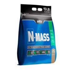 Гейнер ANS Performance N-MASS US солона карамель 6,8 кг - Фото