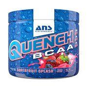 Аминокислоты ANS Performance QUENCH BCAA Cуперфруктовый всплеск 375 г - Фото