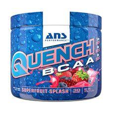 Аминокислоты ANS Performance QUENCH BCAA Cуперфруктовый всплеск 375 г