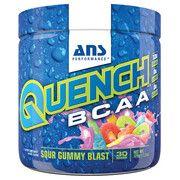 Аминокислоты ANS Performance QUENCH BCAA Кислый мармеладный взрыв 375 г - Фото