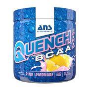 Аминокислоты ANS Performance QUENCH BCAA Розовый лимонад 375 г - Фото