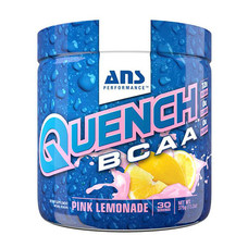 Аминокислоты ANS Performance QUENCH BCAA Розовый лимонад 375 г
