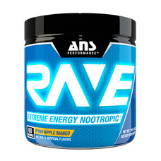 ANS Performance предтренировочный комплекс Rave Extreme Energy Nootropic US ананас-манго 210 гр