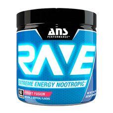 ANS Performance предтренировочный комплекс Rave Extreme Energy Nootropic US фруктовая смесь 210 гр