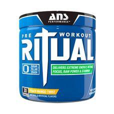 ANS Performance предтренировочный комплекс Ritual Pre-Workout персиково-манговый твист 270 гр