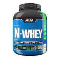 Сывороточный протеин ANS Performance N-WHEY сливочная ваниль 2,27 кг