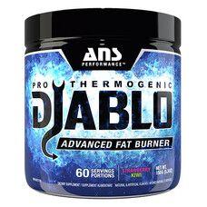 Жиросжигающий комплекс ANS Performance Diablo Thermogenic клубника-киви 150 г