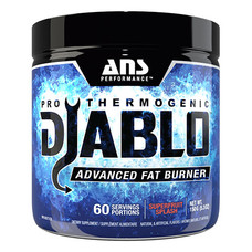 Жиросжигающий комплекс ANS Performance Diablo Thermogenic суперфруктовый всплеск 150 г