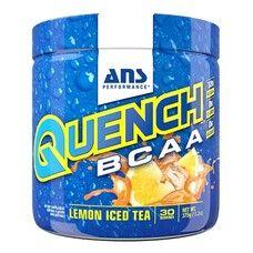 Амінокислоти ANS Performance QUENCH BCAA Лимонний чай з льодом 375 г - Фото