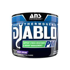 Жиросжигающий комплекс ANS Performance Diablo PM Stress Control виноградная мечта 150 гр