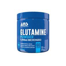 Порошок глютамина ANS Performance 5000 мг микронизированный 300 г