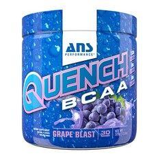 Амінокислоти ANS Performance QUENCH BCAA Виноградний вибух 375 г  - Фото