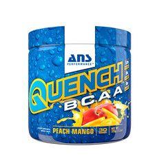 Аминокислоты ANS Performance QUENCH BCAA Персик манго 375 г