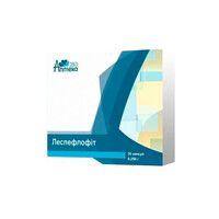 Леспефлофит капсулы №30 по 250 мг