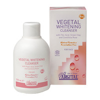 Растительное жидкое мыло для лица с отбеливающим эффектом ТМ Аржитал / Argital 250 мл