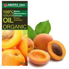 Масло косточек абрикоса 115 мл - Фото