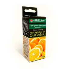 Ефірна олія Апельсин солодкий 10 мл - Фото