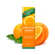 Эфирное масло Апельсин сладкий 20 мл - Фото