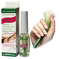Косметическое масло Крепкие ногти 9 мл