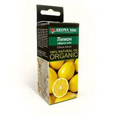 Лимон эфирное масло 20 мл - Фото