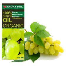 Масло косточек винограда 115 мл - Фото