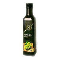 Масло пищевое из виноградных косточек рафинированное 250 мл