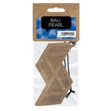 Ароматизатор для авто кожаный Жемчуг Бали