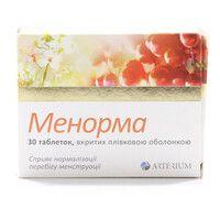 Менорма таблетки 735 мг №30