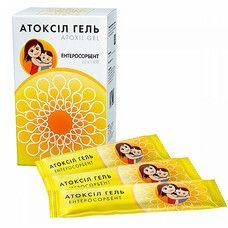 Атоксил гель стик-пакет 20г №20