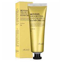 Крем для рук с маслом ши и кокосом ТМ Бентон / Benton  50 мл
