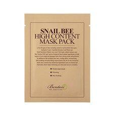 Маска c высоким содержанием муцина улитки и ядом пчелы ТМ Бентон / Benton 150 мл