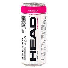Напиток спортивный Head Pomegranate безалкогольный слабогазированный 0,5 л - Фото