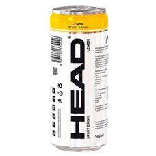 Напиток спортивный Head Lemon безалкогольный слабогазированный 0,5 л - Фото