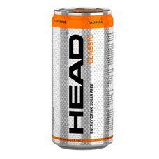 Напиток энергетический Head Classic Sugar Free безалкогольный газированный 0,5 л - Фото