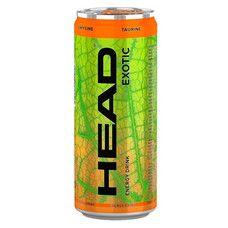 Напиток энергетический Head Exotic безалкогольный газированный 0,5 л - Фото